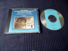 CD Organ Orgue BACH Liszt Franck Hammer-Orgel Berlin-Dahlem Kurt Rapf