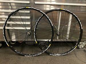 """Mavic Ksyrium Disc 24H - Road Bike Wheelset - 135x9mm 700c 28"""" - Centerlock"""