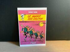 Carte postale Lucky Luke. Le magot des Dalton. MORRIS