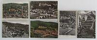 6 x HEIDELBERG Baden-Württemberg Postkarten Lot gebraucht, gelaufen, gestempelt