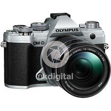 Olympus OM-D E-M5 Mark III SILVER + 14-150mm Lens Kit