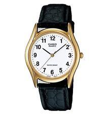 Casio Mtp-1094q-7b1 reloj caballero chapado Analogico WR