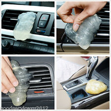 Soft Sticky Auto Interior Dashboard Clean Dust Dirt Gel Glue Cleaning For Acura