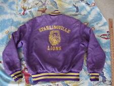 Vintage Sparlingville Lions DICK punk rock heavy metal Jacket Mens size L