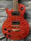 Used Dr. Frankinstein Single Cutaway LP Style Electric Guitar with Case for sale