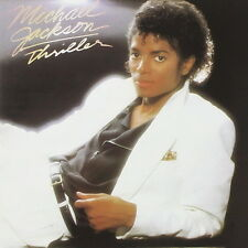 CD Album Michael Jackson Thriller (Baby Be Mine, Billy Jean) 80`s Sony Epic