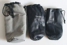 LENS POUCHES SET OF 3