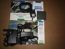 Mixed Bundle of Nokia 9210i COMMUNICATOR and Nokia 9500 ACCESSORIES ,See 3 Pics