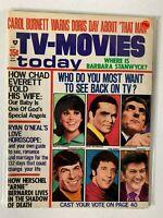 tv movies todaymagazinecarol burnett, ryan o'neal, liberace, leonard OCT1971