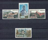 S12406) Monaco MNH 1971, Monuments 4v