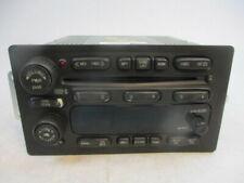 2004 2005 GMC Envoy XUV Radio Receiver 6 Disc CD Changer UC6 15196055 OEM