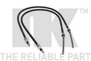 Smart Fortwo 451 Cable, Parking Brake for Set left and right