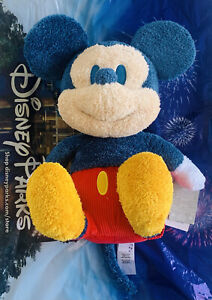 disney parks Mickey Mouse  relaxation plush weighted pouch 2.5lb New With Tag