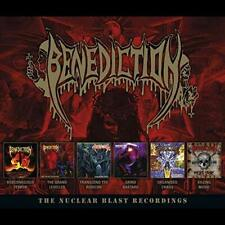 BENEDICTION-NUCLEAR BLAST.. -BOX SET- CD NEU