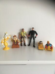 90's Toy Bundle Action Figure's Collectable Toys