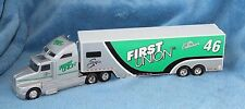 Vintage Semi Truck/Trailer Nascar #46 First Union Racing Champions 1994