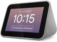 Lenovo Smart Clock mit Display Lautsprecher Google Assistant Sprachassistent OVP