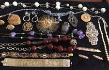 Lot Of Estate Costume Jewelry
