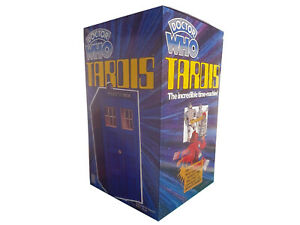 Denys Fisher Doctor Who Tardis Reproduction Box