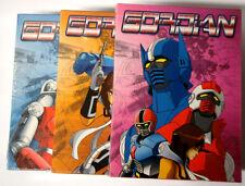 GORDIAN  1° EDIZIONE da collezione Serie Completa 3 Box  13 DVD