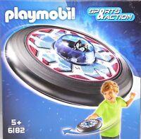 Playmobil Sports & Action 6182 Super-Wurfscheibe Flugscheibe mit Alien NEU