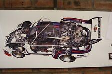 PORSCHE 924 PVC VERDE LAVORO Grande Negozio Banner Garage CAR SHOW Banner