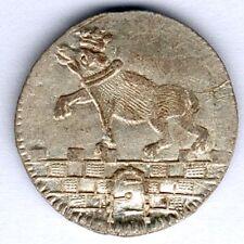 Anhalt-Bernburg, VI Pfennig 1752IKS, vz/st
