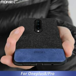 Oneplus 8 Pro Case Cover Shockproof Back Cover Fabric Cloth One Plus 8 1+8 New