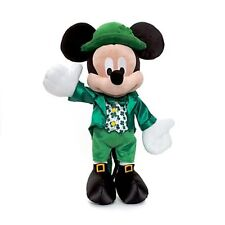 Nuevo Oficial Disney Mickey Mouse 38cm Dublín Muñeco de peluche