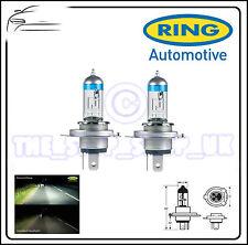 Ring xenonultima h4 projecteur ampoules paire X2 Xénon 12V 60 / 55 W rw1272