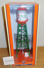LIONEL 84797 CHRISTMAS INDUSTRIAL WATER TOWER TRAIN ACCESSORY O GAUGE NORTH POLE