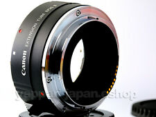 Canon Extension Tube EF25 II (For EF & EF-S lens) *Almost Mint* From Japan F/S