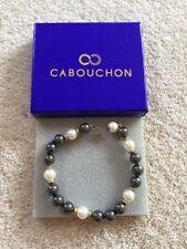 Cabouchon - Faux Pearl Bracelet