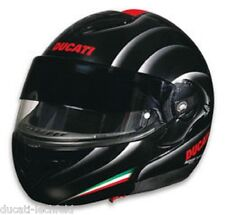 DUCATI Nolan X-Lite Helm Klapphelm FLAG Tricolore Helmet NEU !