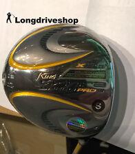KING COBRA Speed Pro S Driver X 9,5° STIFF *NEU* +RECHTSHAND+