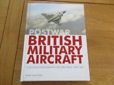 POSTWAR BRITISH MILITARY AIRCRAFT 1945-1970 ARMEE AIR ANGLAISE PHOTO COULEUR