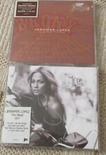 Jennifer Lopez 2 cd's- I'm Real, Jenny from the Block.