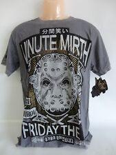 Shiroi Neko Minute Mirth T Shirt Freitag der 13 Gr.M Farbe schwarz