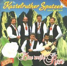 Kastelruther Spatzen Eine weiße Rose (1992) [CD]