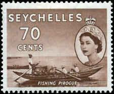 Seychelles Scott #185 SG #183a Mint Hinged
