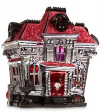 New in Box 2019 Bath & Body Works Halloween Haunted House LARGE Candle Luminary