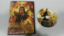 EL SEÑOR DE LOS ANILLOS THE RETURN OF THE KING SET FOR PC CD-ROM IN SPANISH
