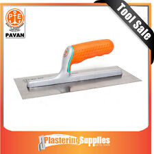 Ancora Pavan  848  Finishing Trowel 280mm  Eccelsa Grip  Made in Italy