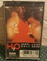 Daryl Hall John Oates H2O Cassette Tape RCA Records AFK1 4383 1982