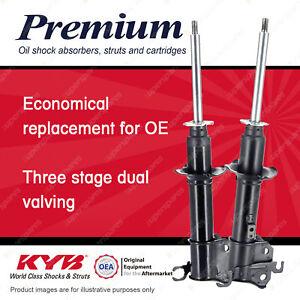2x Front KYB Premium Strut Shock Absorbers for Daihatsu Handivan L500S 1994-1998