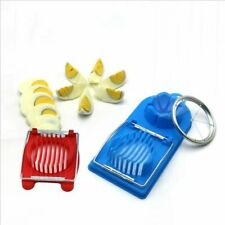 Egg Cutter Stainless Steel Cutting Slicer Slicing Gadgets Kitchen Accessories