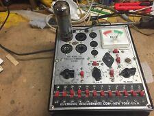 EMC Tube Tester for tube Amplifiers.