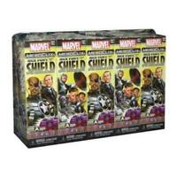 Marvel HeroClix  Nick Fury - Agents of S.H.I.E.L.D SEALED 10 PACK BOOSTER BRICK