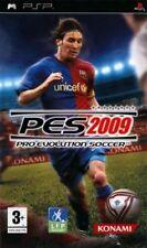 Konami PSP - Pro Evolution soccer PES 2009