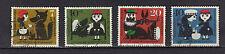 P5139 - GERMANIA - 1960 - IL N. 213/216 - SERIE FAVOLE - FRATELLI GRIMM